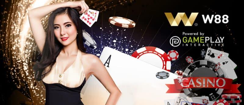 W888 Casino ครบครสทุกการเดิมพัน มีให้เกมส์ให้คุณเลือดสรรกว่า 2,000 เกมส์